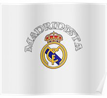 Madridista ~ [Update~Duvet Covers] Poster
