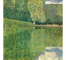 Gustav Klimt - Park Of Schonbrunn Photographic Print
