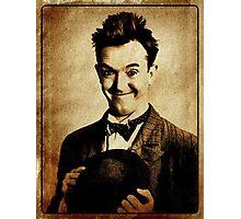 Stan Laurel Vintage Hollywood Actor Comedian Photographic Print