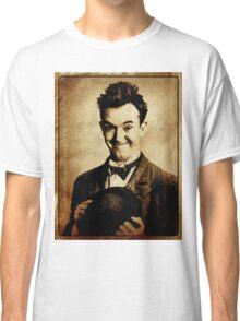 Stan Laurel Vintage Hollywood Actor Comedian Classic T-Shirt