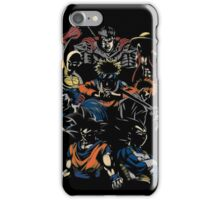 Anime invincible team iPhone Case/Skin