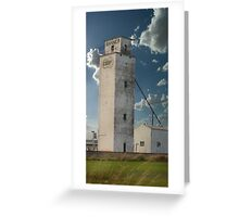 Towering... Greeting Card