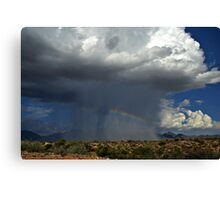 Super Storm Canvas Print
