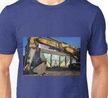 Octo Digger, Christchurch City, NZ Unisex T-Shirt