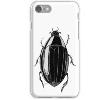 Swim Beetle  iPhone Case/Skin