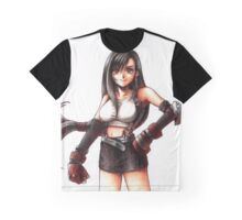 Tifa Graphic T-Shirt