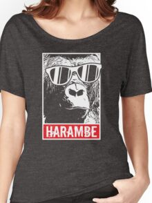 Harambe Forever Women's Relaxed Fit T-Shirt