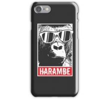 Harambe Forever iPhone Case/Skin