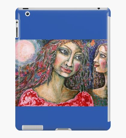Memory Keeper iPad Case/Skin