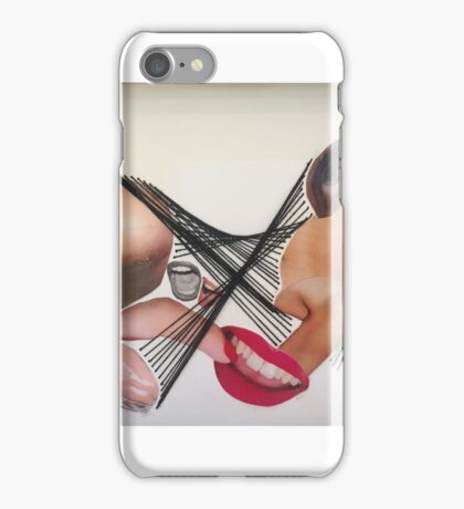 Sewed VII iPhone Case/Skin