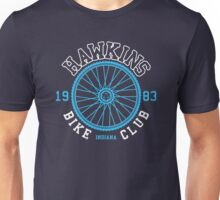 Hawkins Bike Club Unisex T-Shirt