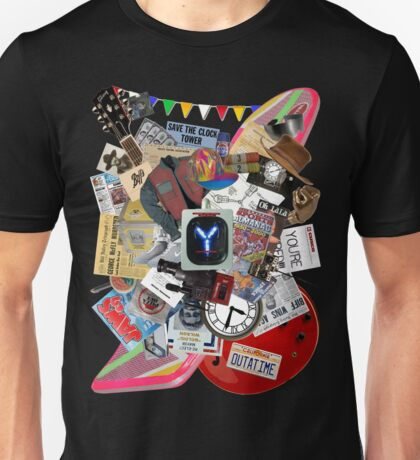 Back to the Future Trilogy MIX Unisex T-Shirt