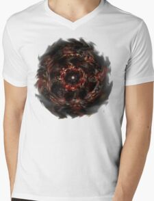 Glyph 27 Mens V-Neck T-Shirt