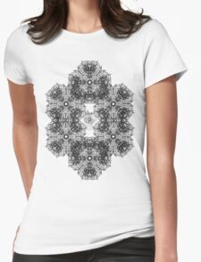 Glyph 28 Womens Fitted T-Shirt