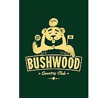 Bushwood (Light) Photographic Print