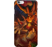 POCKET MONSTERS EST. 1995 iPhone Case/Skin