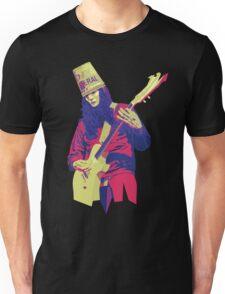 Buckethead - Warm - WPAP Unisex T-Shirt