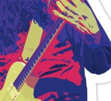 Buckethead - Warm - WPAP Sticker