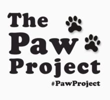 The Paw Project Logo by PawProject