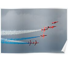 Break - Red Arrows Poster