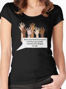 Regina George Mean Girls Women's Fitted Scoop T-Shirt