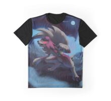 The Moon form Graphic T-Shirt