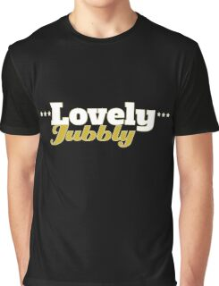 Lovely Jubbly Funny Fools And Horses Delboy Trotter Quotes Graphic T-Shirt