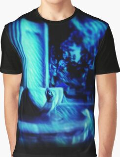 Ghosts in the fountain Graphic T-Shirt