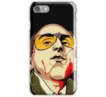 Taxi Driver Fear And Loathing In Las Vegas iPhone Case/Skin