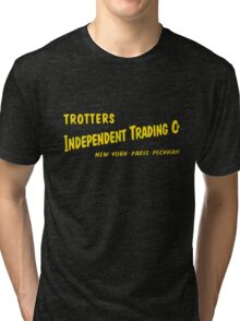 Trotters Indipendent Tradings Funny Only Fool And Horses TV Tri-blend T-Shirt