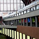 Antwerp, Belgium - the new railway station by bubblehex08