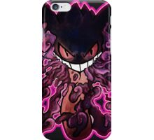 DREAM EATER GENGAR iPhone Case/Skin