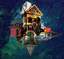 Rubix Manor by Sebasauraus