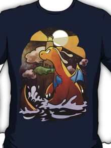 DRAGONITE LIGHTHOUSE  T-Shirt