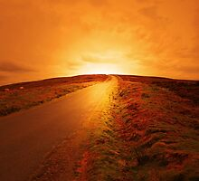 THE ROAD TO HEAVEN by leonie7