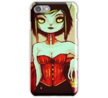 Minousha iPhone Case/Skin