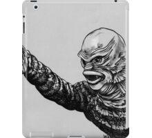 The Creature iPad Case/Skin