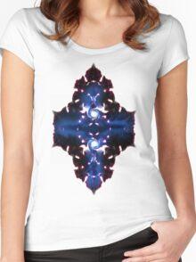 Glyph 30 Women's Fitted Scoop T-Shirt