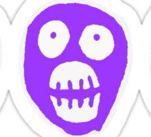 Bi colours Boosh heads Sticker