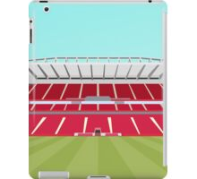 Anfield Plain iPad Case/Skin
