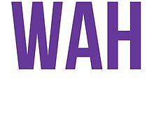 """Wah"" - Wario 2014 T-Shirt by MushroomBoy1022"