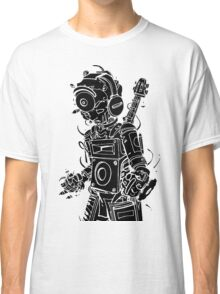 Jukebox robot Tshirt Classic T-Shirt