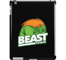 Beast Power iPad Case/Skin