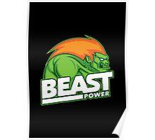 Beast Power Poster