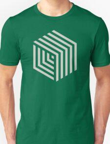 Hexa-cube Unisex T-Shirt