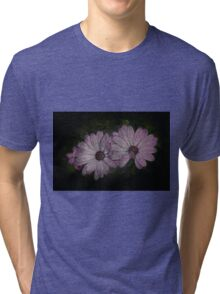 Icy Purple Passion Tri-blend T-Shirt