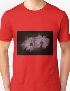 Icy Purple Passion Unisex T-Shirt