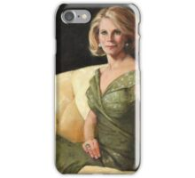 Rena, Oil, 24 x 36 iPhone Case/Skin