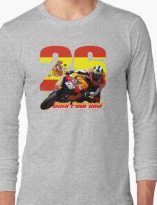 Dani Pedrosa Long Sleeve T-Shirt
