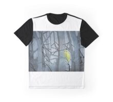 The golden owl Graphic T-Shirt